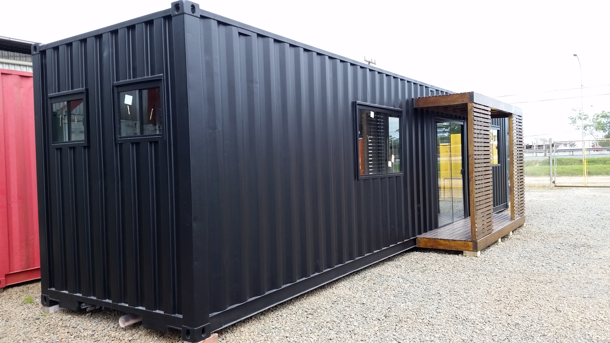 Casa Container Showroom Moducon